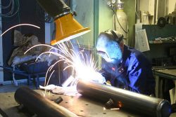 Welding Process Image